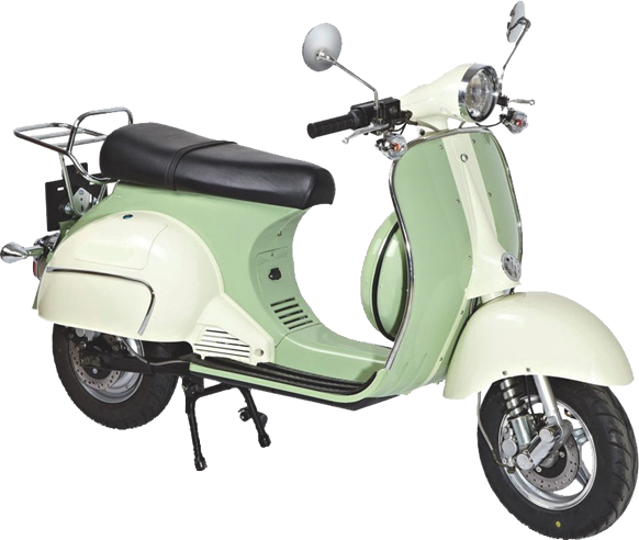 Scooter elettrico CRB Roman